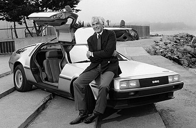 New film on John DeLorean